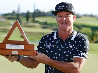 Bermuda Championship: Brian Gay Wins &Tournament Announces 2021 Return Will Be October 25-31