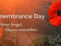 Remembrance Day Observance Reminder