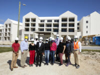Government Officials Tour St Regis Bermuda Resort Site