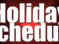 Public Works Advisory On Holiday Garbage Collection – Take Note