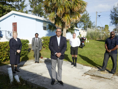 Public Works: $200,000 In Repairs Made To Salvation Army Residential Buildings