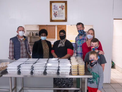 Take Five Partners With SDA Church To Donate 500 Meals 'To Struggling Families' On Christmas Eve