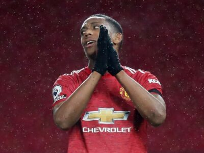 Anthony Martial's Wife Reveals Death Threat Messages After Man Utd's Midweek Defeat