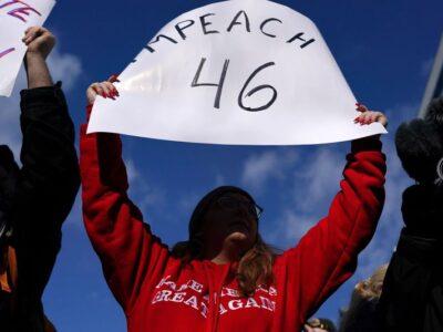 Schumer Announces Trump's Impeachment Trial To Start February 8
