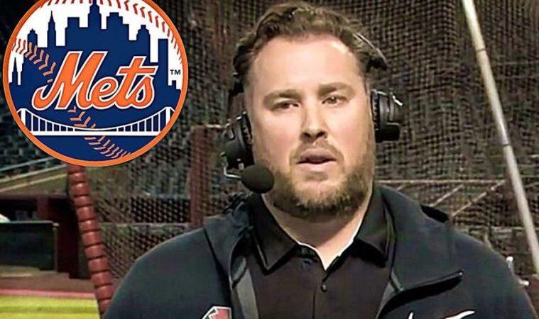 Mets GM Jared Porter Fired Over Harassment of Female