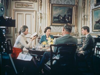 Royal Documentary Banned 50 Years Ago Leaked – Showing Queen Doing Food Shop