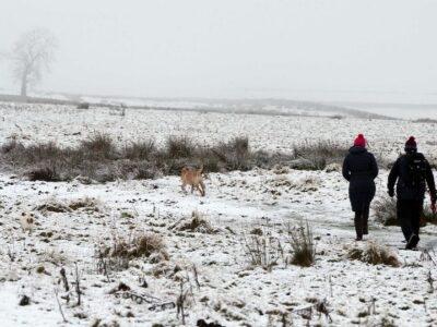 UK Weather: Three-Day Snow Warnings Next Week As Brutal -7C Ice Blast Hits