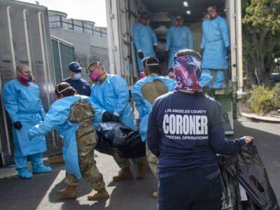 US Hits 25 Million COVID Cases, World Nears 100 Million
