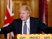 UK's Johnson Warns Of More Lockdown Measures As Virus Soars