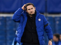 English Football Club Chelsea Sack Manager Frank Lampard