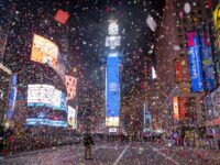 No New Year's Hangover For NYC's Times Square After COVID Cancels Massive Annual Celebration