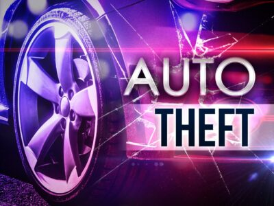 Police: Two More Cars Stolen Over The Weekend