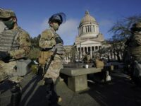 Statehouses, US Capital Brace For Potentially Violent Week