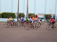 NSC North Field 600M Track Closed For Bermuda Bicycle Association Juniors