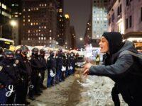 Eleven Protesters Arrested After Black Lives Matter Protest Turned Violent In Times Square, NYC