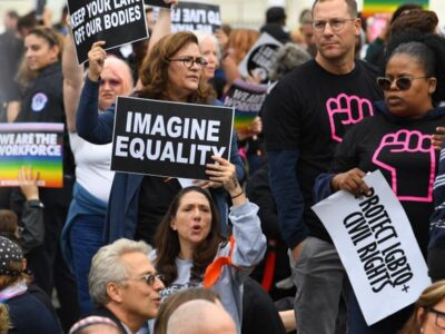 'Society Is Changing': A Record 5.6% Of US Adults Identify As LGBTQ – Young People Driving The Numbers