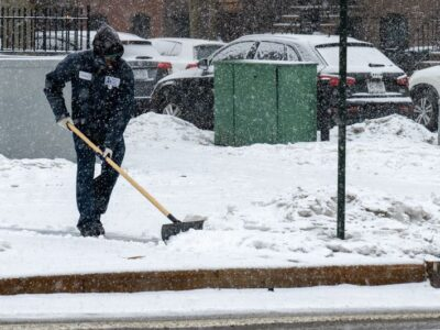 New York City & Suburbs Brace For Another Blast Of February Snow