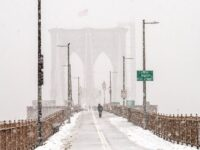 NYC Gets Hit With Second Snowstorm In A Week, Could See Up To Seven Inches Of Snow