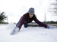 Two Dead In Texas As Subfreezing Cold Sweeps US