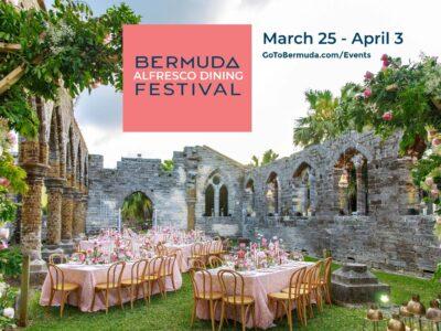 Diners To Usher In Spring With Bermuda Alfresco Festival