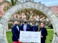 Hamilton Princess Donates $2,000 To National Museum Of Bermuda