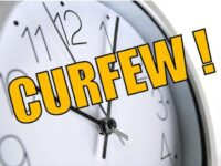 Curfew Back In Effect – Premier Burt: 'The Government Takes No Joy In Reimplementing Such Measures'