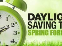 Spring Forward: Don't Forget To Move Your Clock Forward Tonight