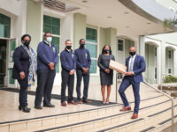 L&G Re's Lighthouse Connect DeliversLatest Batch Of Laptops To Students OfThe Berkeley Institute