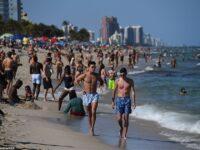 Miami Cops Arrest More Than 150 Revelers During Wild Spring Break Weekend