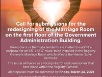 Promoting Art & Artists In Bermuda- The Marriage Room Redesign