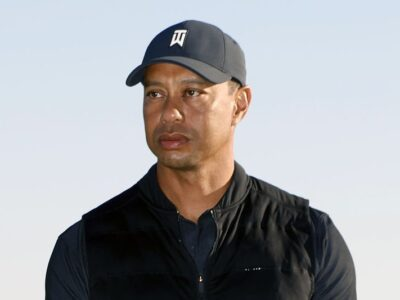 Tiger Woods Breaks Silence 5 Days After Crash, Thanks Fellow Golfers For 'Touching' Show Of Support