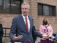 Fear City? Mayor De Blasio Walks Back Words On Gun Violence Anxieties