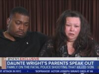 Wright's Distraught Parents Refuse To Accept Veteran Cop Of 26 Years Could Confuse Her Gun With Her Taser