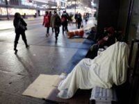 Single Adults Living In NYC Homeless Shelters At All-Time High During COVID