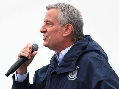 NYC To Reopen 100% On July 1: Mayor de Blasio