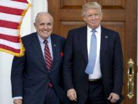 Rudy Giuliani's Upper East Side Apartment Raided By FBI