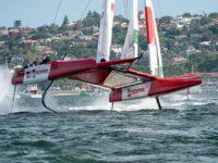 SailGP: Denmark SailGP First Onto The Water In Bermuda Ahead Of Season 2