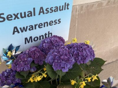 OBA Chair On Sexual Awareness Month & National Child Abuse Prevention Month