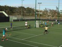 WER Joell Tennis Stadium Closed Until April 17