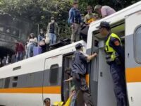 Train Derails In Eastern Taiwan, Killing 48, Injuring Dozens