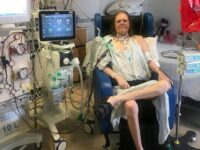 UK's Longest COVID Patient 'Vomitting Every Day' After Bug 'Destroyed His Lungs'