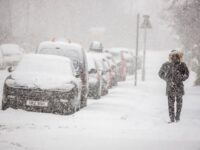 UK Weather: Freezing Artic Blast To Blanket Brits With Snow On Easter Monday
