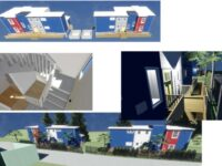 BHC Submits Plans To Expand Homeless Shelter Using Shipping Containers As The Baseo house homeless