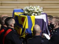 Britons Hold A Minute Of Silence In Honour Of Prince Philip