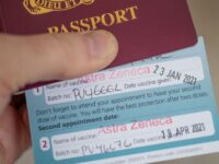 Vaccinated Brits To Get COVID Passports For Trips By June