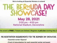 Bermuda Day Showcase Tickets Available At Gate With SafeKey