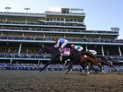 Medina Spirit Could Lose Kentucky Derby Win – Track Bans Baffert