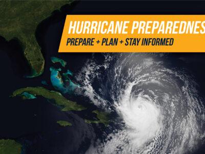 National Security Minister On Hurricane Preparedness