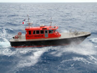 Pilot Boat St David Damaged In Collsion With Reef