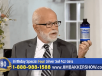 Televangelist Jim Bakker & His Church To Compensate Followers Who Bought Fake COVID Remedy Pushed